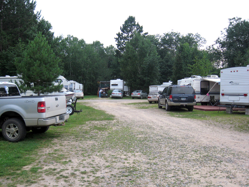 Beaches] Rv campsites minnesota