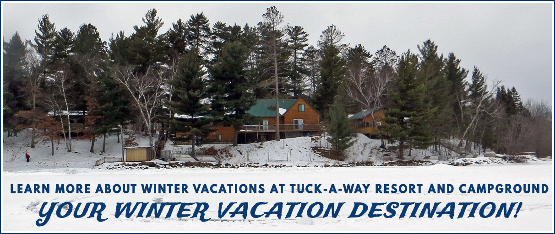 Tuckaway Resort - Pine River/Backus Minnesota Area Resort